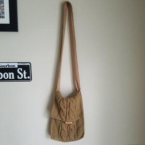 Old navy knit purse